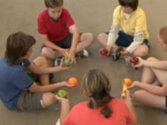 Passing Game is an ideal small group problem-solving activity