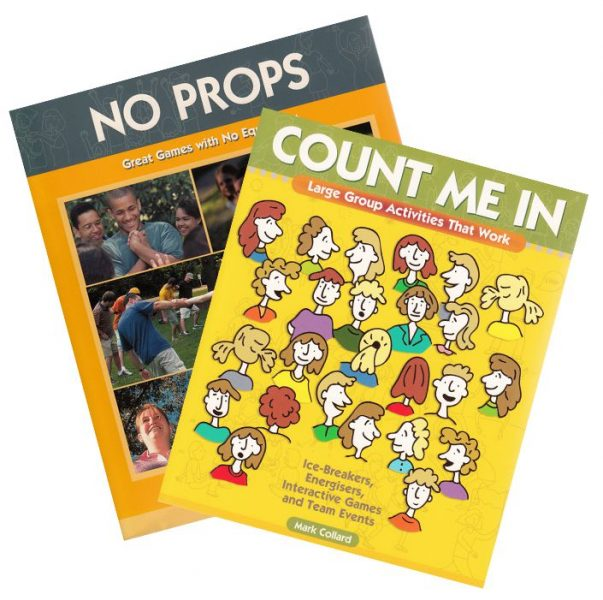 No Props and Count Me In discounted bundle