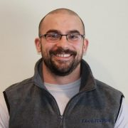 Headshot of Mark, outdoor program co-ordinator, loves using playmeo to search for activities