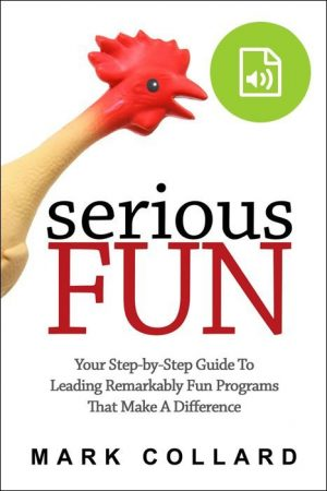 Front cover of Serious Fun audio book
