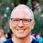 Headshot of Steve Woods, who loves fun activities