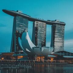 Professional development workshops in Singapore. Photo credit: Lily Ivnatikk