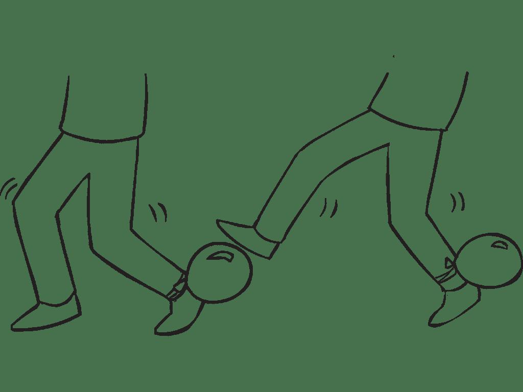 Balloon Tag: Balloon Tag - Fun, Energetic Large Group Tag Game