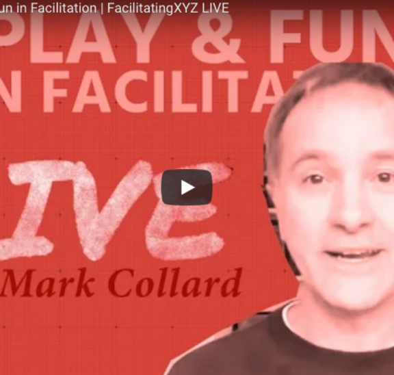 Facilitating XYZ interview with Mark Collard