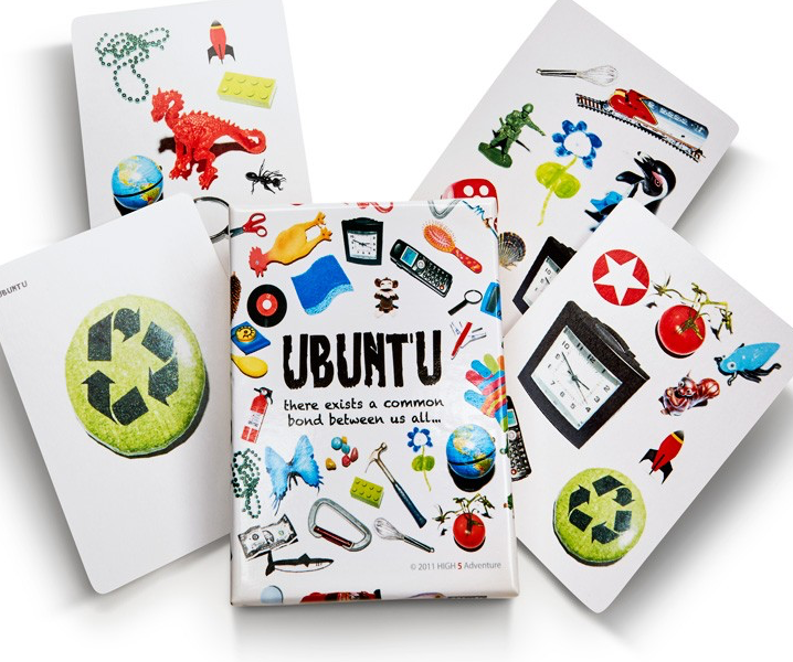 Ubuntu hidden clues and cards