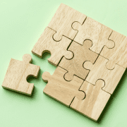 Jigsaw i've done this before: Photo credit RawPixel