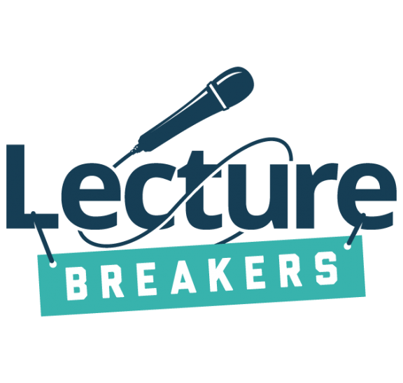 Lecture Breakers podcast sharing lecture energiser ideas