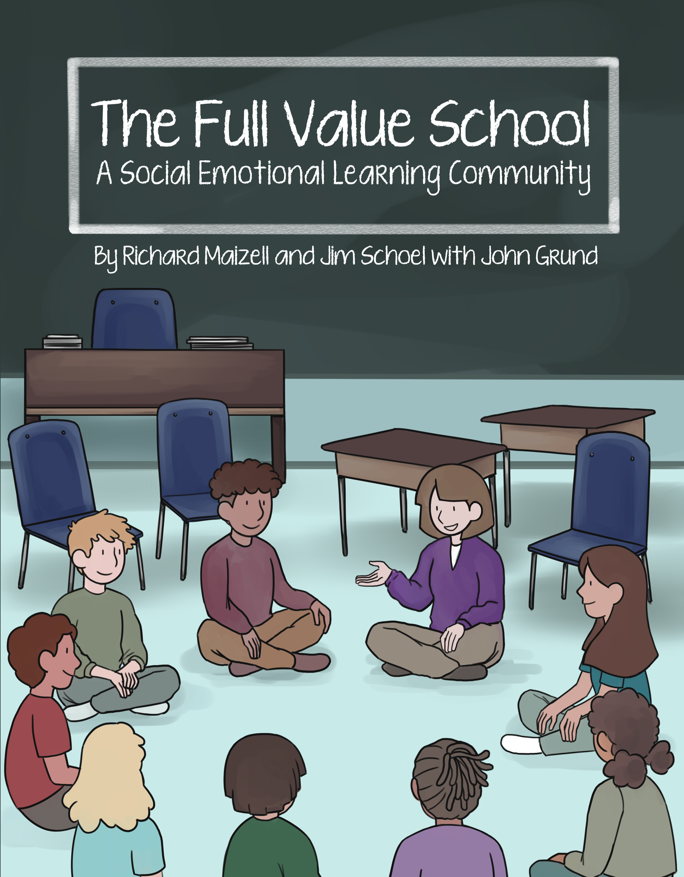 Full Value School book front cover