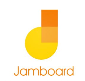 Jamboard logo, part of Google's app suite