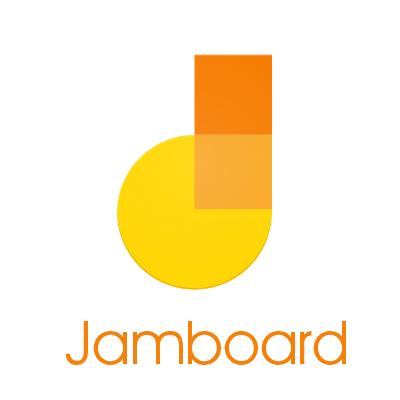 Jamboard logo, part of Google's app suite