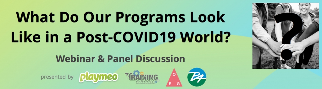 Webinar - Leading programs in post COVID19 world