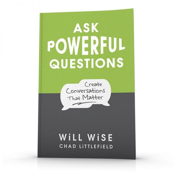 Ask Powerful Questions book included in Connection Toolkit