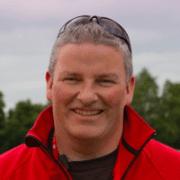 Stuart Garland, Volunteer Ireland headshot