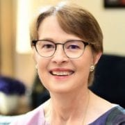 Wendy Lewis, Girl Guides CEO headshot
