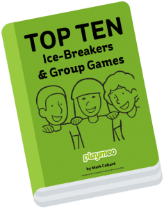 Top Ten Ice-breakers & Group Games ebook 3D front cover
