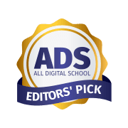 All Digital School Editors Pick badge