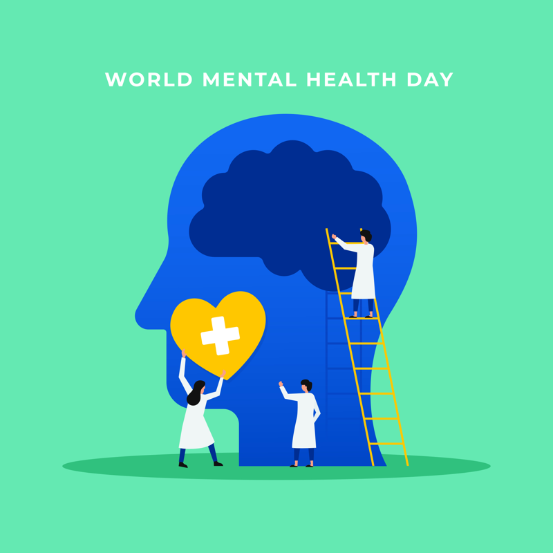 Free Lesson Plan: World Mental Health Day | Positive Education