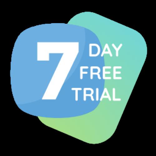 7-day free trial playmeo membership banner