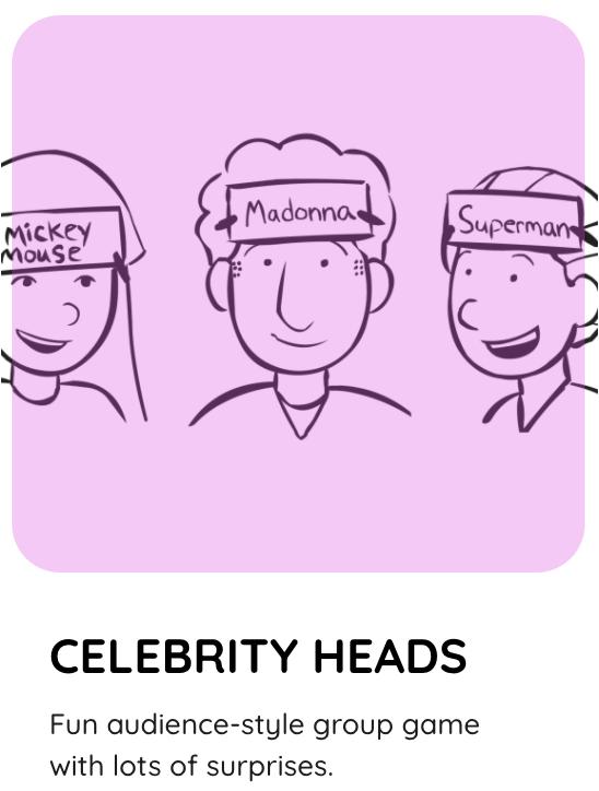 Celebrity Heads thumbnail