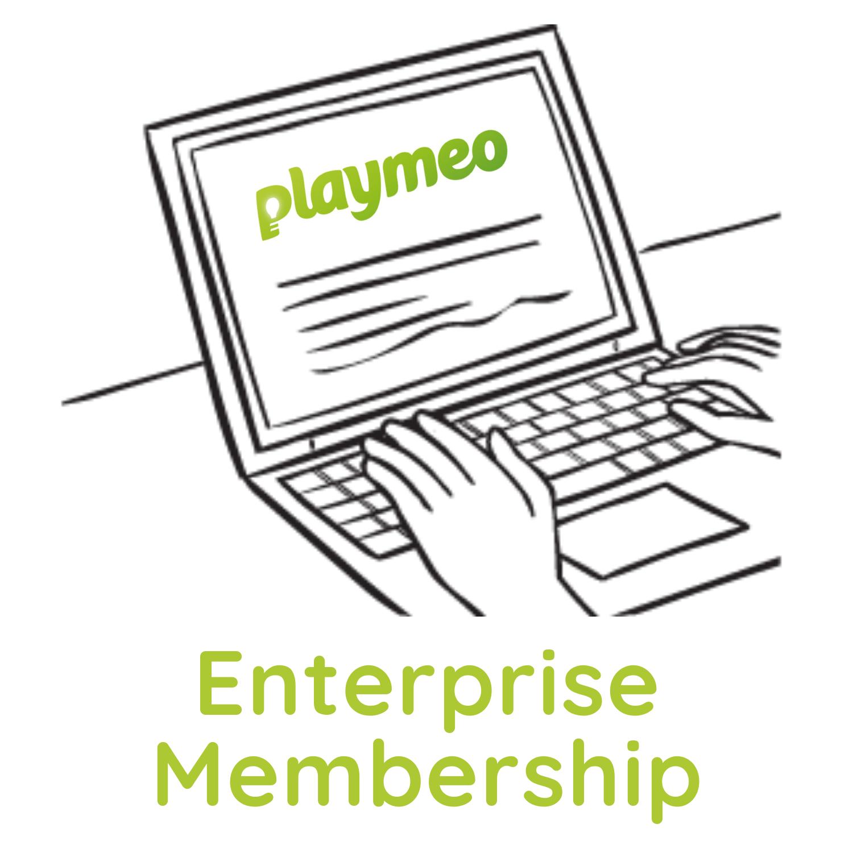 playmeo Enterprise Membership icon