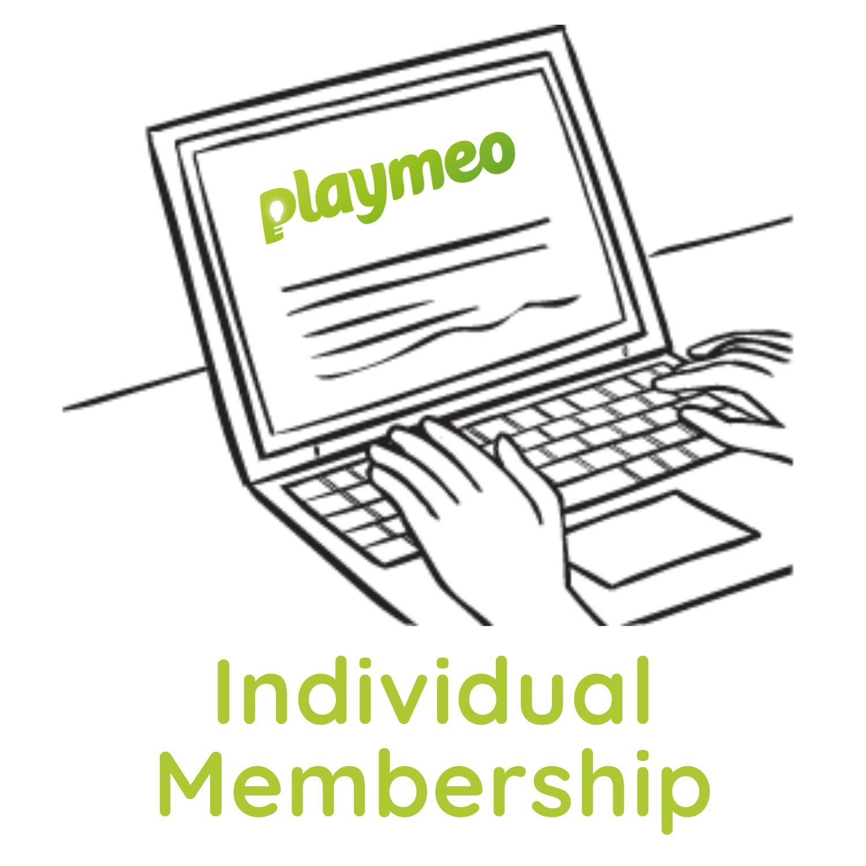 playmeo Individual Membership icon